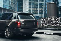 We repair luxury vehicles.