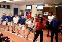 School - dance