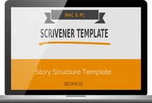Scrivener Templates / Scrivener is a tool for writing. This board contains various templates I have found around the web that I think are useful for writing fiction but also other writings that may be suitable in Scrivener.