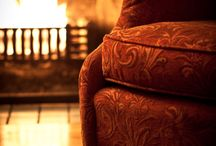 Sofas to snuggle up on / Plumped up sofas that invite you to cosy up in comfort. It's what we do best.