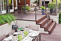 Outdoor Series: Beautiful Deck Inspiration / Beautiful deck inspiration