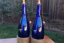 coole Ideen Weinflaschen