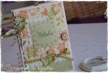 libretas de scrapbooking / by Ana carmen Modrego Lacal
