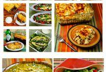 Recipes / by Sarah Lehmann