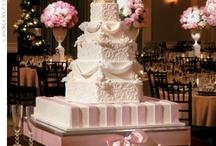 Wedding Ideas / wedding dress, flowers, roses, dream, white, perfect ring, diamonds, platinum, Pnina Tornai, centerpiece, fairytale, love, cake / by Zaida Ohano