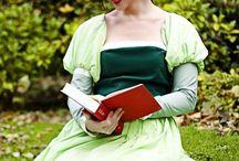 Cosplay: Belle- robe verte