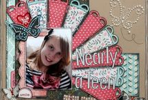 scrapbook / by Betty Brown