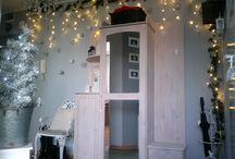 Christmas - hall