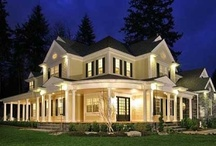 Dream home / by Rachael DeGraaf-Cook