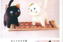 кошки (шьем)