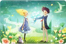 illustrations&paintings
