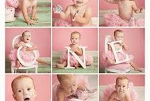 1st birthday photoshoot