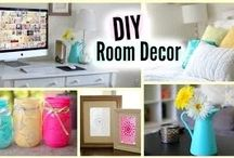 dıy room decor
