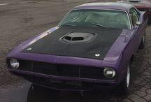 1970 'Cuda 383 Shaker 4-Speed Dana 60 Car