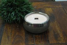 Wooden Wick Range / Tasmanian Hard wood, great for creating that special mood.