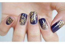 mandalas uñas