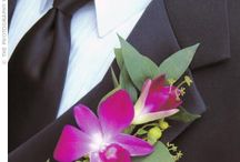 Boutonnieres for Him / Great ideas for Boutonnieres for your guy.