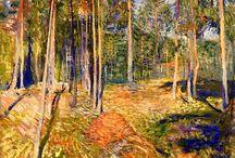 Edvard Munch Art