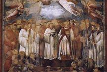 Giotto, Cimabue, Assisi