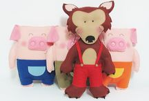 Festa 3 porquinhos / Festa infantil