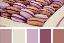 colour palettes / by Belinda Herbert
