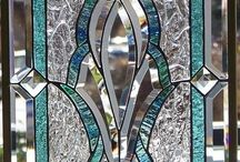 ART Stained glass window