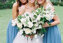 Bouquet :white