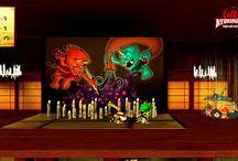 El videojuego español Kyurinaga's Revenge, ya disponible en PS4