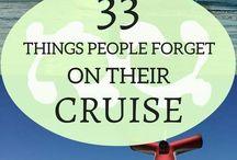 CRUISE / Cruise ideas for future vacays