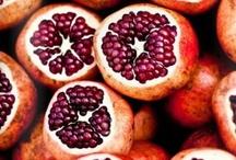 I Love Pomegranates / by Billie Hillier