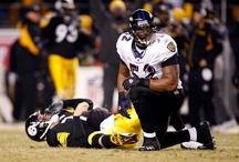Baltimore Ravens / by AK Stout