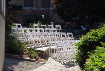 Wedding Outdoor/Garden / Weddings in the WonderGarden!
