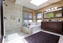 Bathroom / by Miranda Roy Mann