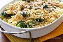 Recipes - Casseroles / by Barbie Swihart