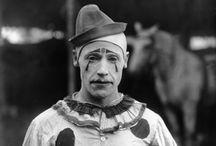 цирк клоуны