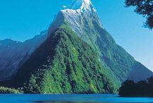 New Zealand  'Aotearoa'