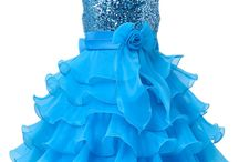parábola do vestido azul