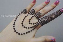 Henna and tattoo designs