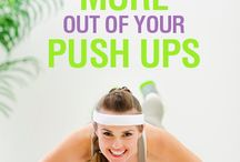 The best workouts for the busiest moms!  / Workouts with no excuses! Even the busiest mom can find time to squeeze in these awesome, effective workouts!