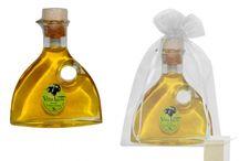 Botellas de aceite originales y muy elegantes