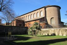 раннее средневековье архитектура
