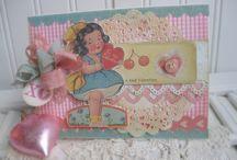 Cards: Valentines / by Hope Brookins