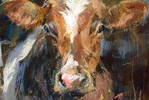 Paintings.......Cows