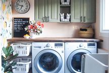 Home Decor   Laundry Room / Laundry rooms that makes you want to actually do the laundry!