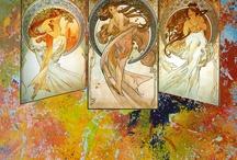Art Nouveau / by Cristian Danilo Arriagada