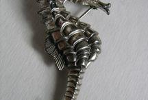 Jewelry: sea