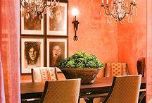 Apricot & orange coral, nude, blush