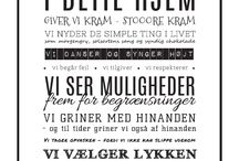 Citater plakater