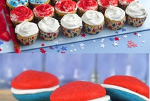 4th of July / Recipes, Crafts and Ideas for the Holiday!