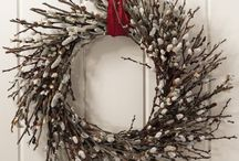 Year-round wreaths / by Sarah Betts